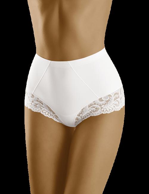 Dámske sťahovacie nohavičky EXEPTA Wolbar - biela
